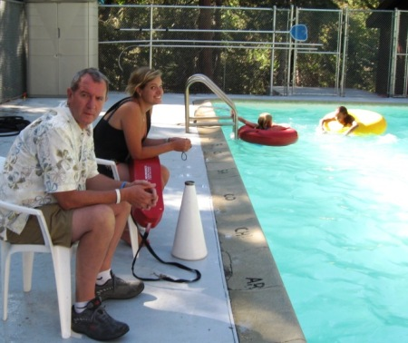 Sondra earns an extra $5.00 per week because she is a lifeguard, bringing her salary to $165 a week.