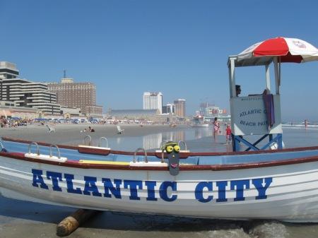 sammy beach atlantic city boat