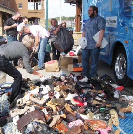 rocky brands nelsonville oh staff shoe drive