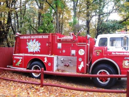 yogi fire engine sturbridge ma